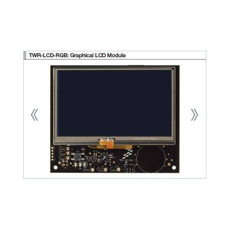 TWR-LCD-RGB, NXP SEMICONDUCTORS